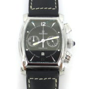 Rare New Waltham LW 48 Men's Chronograph Date Automatic Stainless Steel chronometer Watch WN37-4