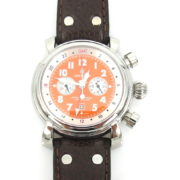 Rare Waltham Lone Eagle SW 45 Automatic Chronograph GMT Date Men's Watch WN38-8