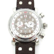 Limited Edition  Waltham Lone Eagle SW 45 Automatic Chronograph GMT Watch 73/100 WN38-9