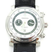 Rare Waltham Lone Eagle SW 45 Automatic Chronograph Date Men's Watch WN38-12